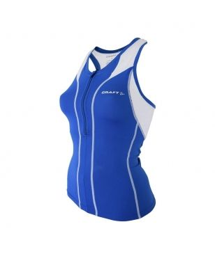 Craft 3D Run Tri Singlet Woman