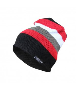 OUTDOOR GEAR MULTI STRIPE HAT