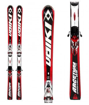 Skis Völkl Racetiger Speedwall Gs Demo Avec Fixations
