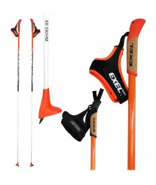 Bâtons Exel World Cup Free Size XR 100