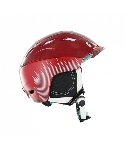casque ski marker ampire rouge mixtes pas cher. Black Bedroom Furniture Sets. Home Design Ideas