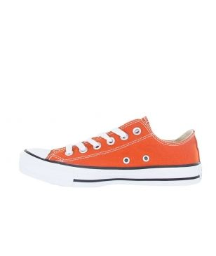 Chaussures Loisirs Converse OX Roasted Carrot Orange Mixtes
