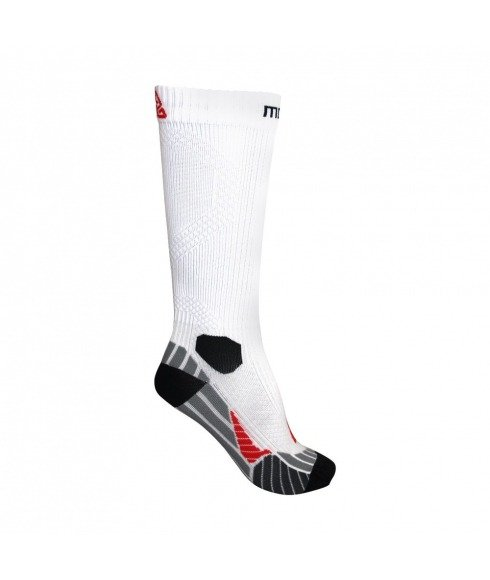 Pas cher Chaussettes Running Moose Drive Moose Blanc Hommes