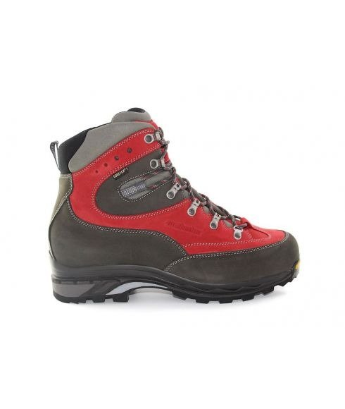 Pas cher Chaussures Marche Zamberlan 760 Steep Gtx Rouge Hommes