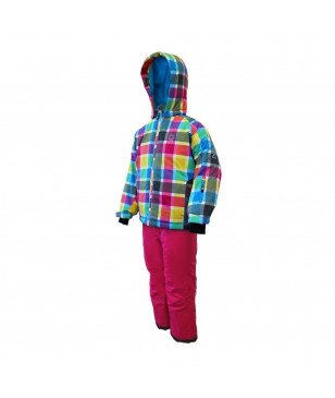 Ensemble de ski Color Kids