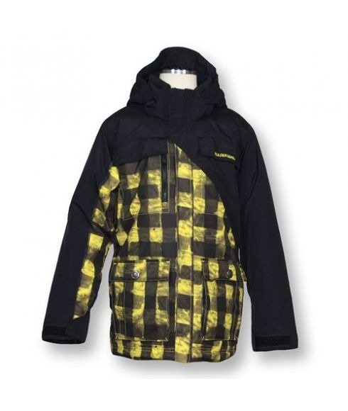 Outdoor Gear Deuce Jacket Black