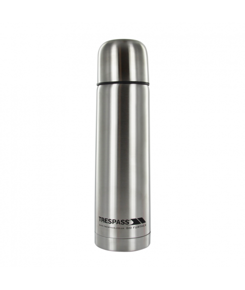 Pas cher Thermos Trespass 0.5L Gris Mixtes