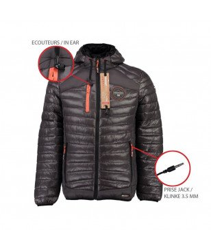 Doudoune Geographical Norway