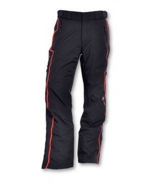 Völkl Men Black Jack Pants - Black Red