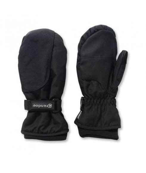 Grandoe Glove Mitten Junior Black