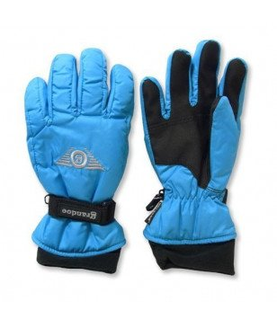 Grandoe Glove Micro Junior Pacific Blue