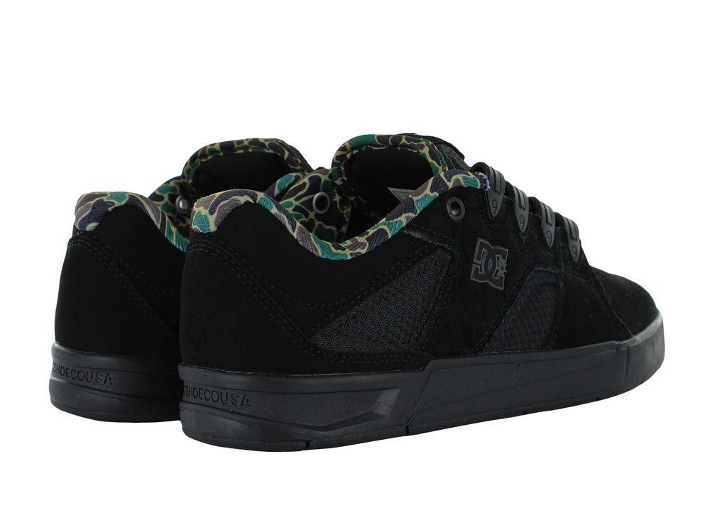 chaussures loisirs dc shoes maddo noir mixtes pas cher crazypric. Black Bedroom Furniture Sets. Home Design Ideas