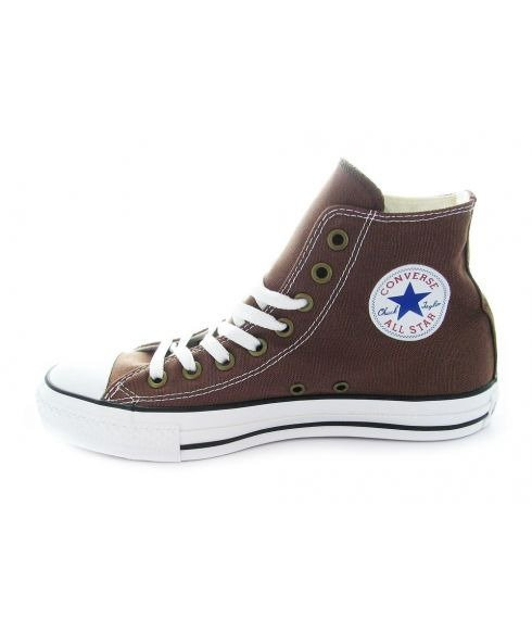 Converse Hi, Chocolate