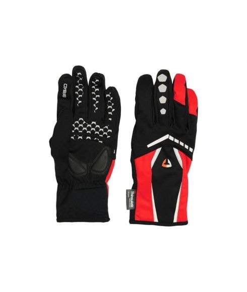 Gants ski de fond briko ac0009 wind out thinsulate rouge for Avoir une vie de baton de chaise