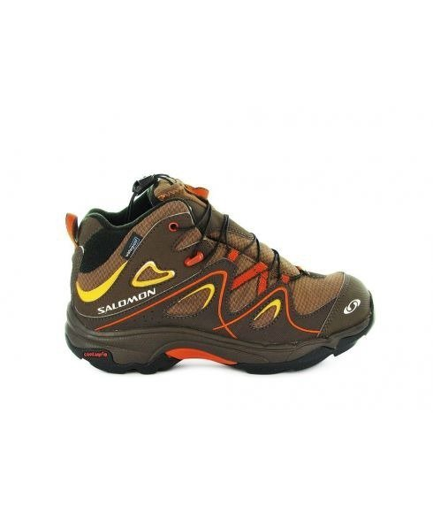 Salomon, TRAX MID WP