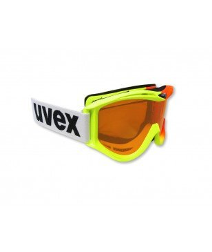 Uvex FP501 Neon Yellow / Orange