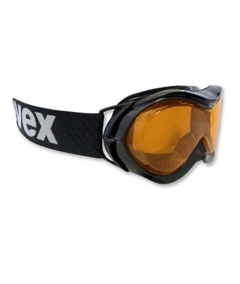 Uvex Hurricane Optic White Silver