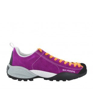 Pas cher Chaussures Loisirs Scarpa Mojito LT Begonia-Nectarine Violet Femmes