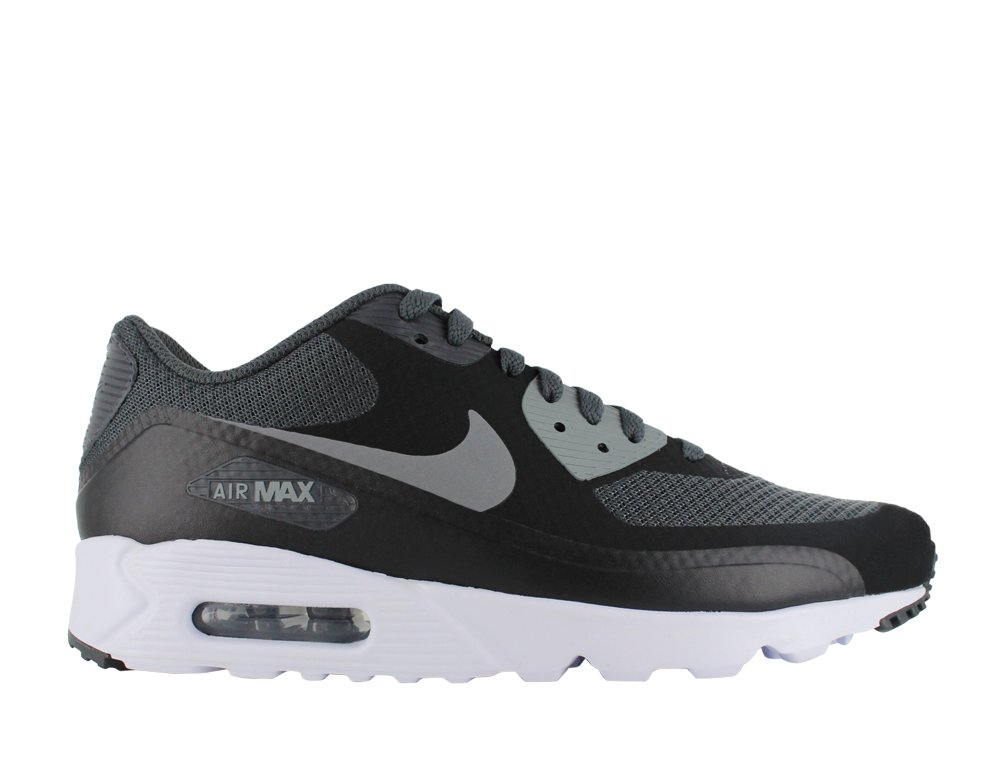 nike air freizeitschuhe max 90 ultra essential schwarz. Black Bedroom Furniture Sets. Home Design Ideas