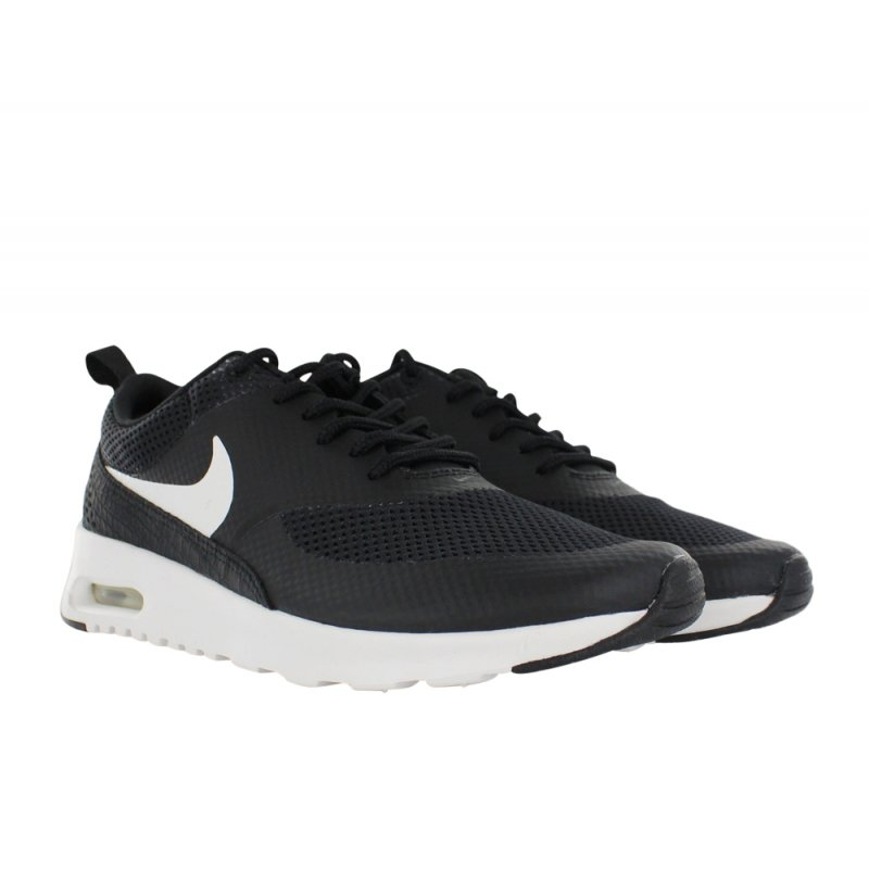 nike freizeitschuhe air max thea schwarz damen g nstig. Black Bedroom Furniture Sets. Home Design Ideas