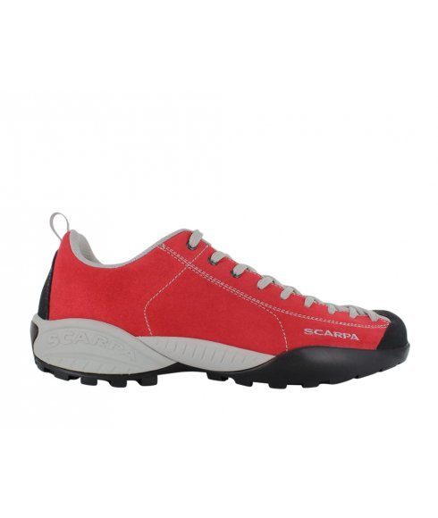 Pas cher Chaussures Loisirs Scarpa Mojito Tomato Rouge Mixtes