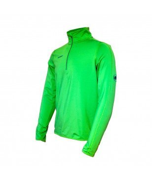 Mammut Snow zip Longsleeve Men