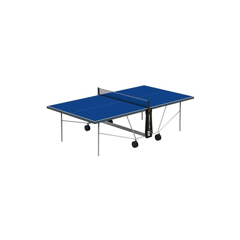 Table de ping pong tectonic tecto outdoor pas cher for Table ping pong exterieur pas cher