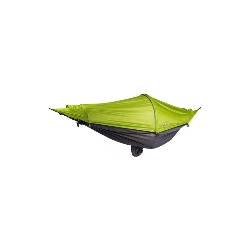 tente hamac flyingtent vert pas cher. Black Bedroom Furniture Sets. Home Design Ideas