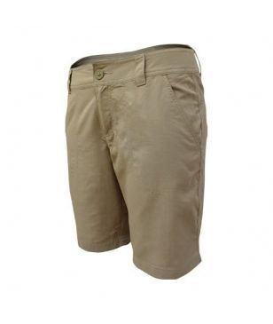 Pas cher Short Columbia East Ridge Tm Beige Femmes