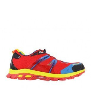 Chaussures Mammut MTR 201 LOW Rouge Homme