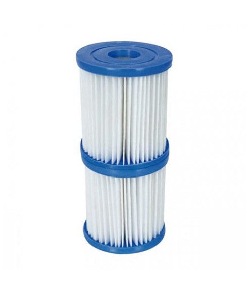 Bestway cartridge poolfilter weiss g nstig kaufen - Pool filter reinigen ...