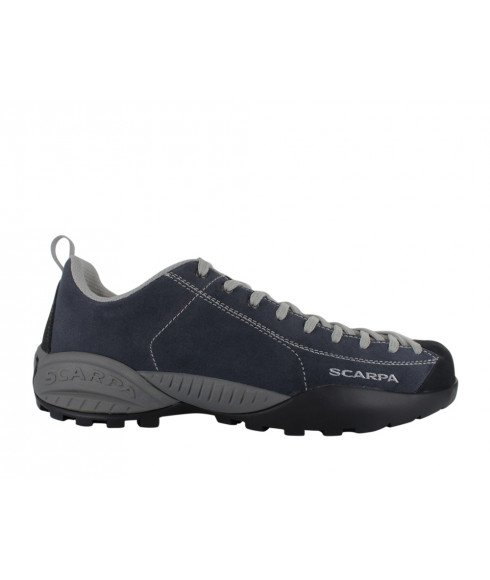 Pas cher Chaussures Loisirs Scarpa Mojito Iron Gray Gris Mixtes
