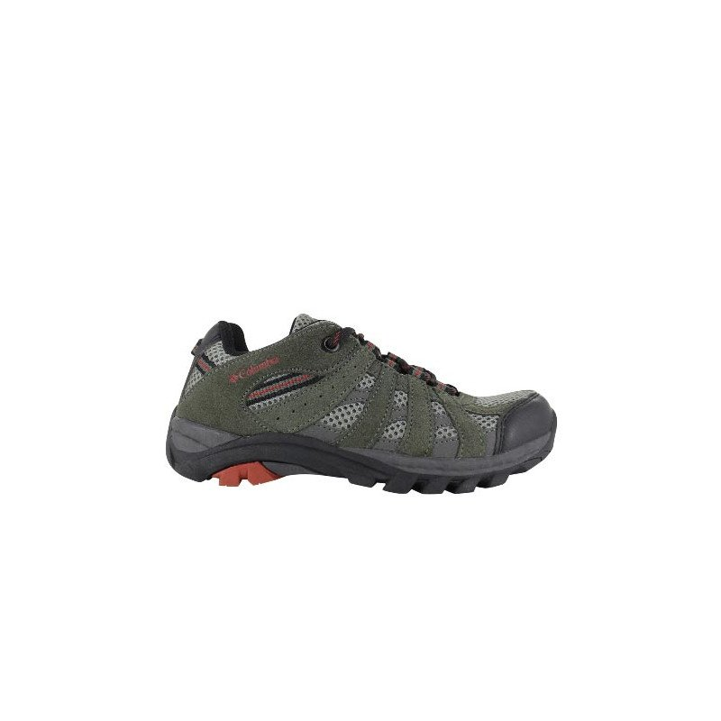 Chaussures columbia youth remond explore vert enfant - Vente flash chaussure ...