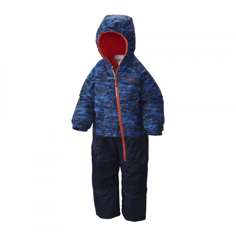 combinaison ski columbia little dude suit bleu enfants pas. Black Bedroom Furniture Sets. Home Design Ideas
