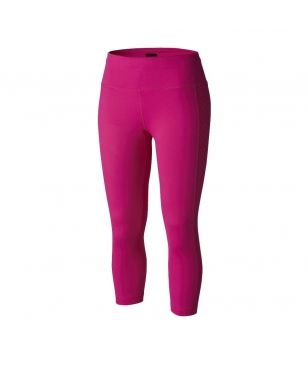 Columbia Pantalon 3/4 Trail Flash Capri Rose Femmes