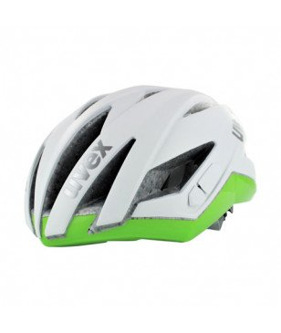 Casque de vélo Uvex Ultrasonic Race Blanc