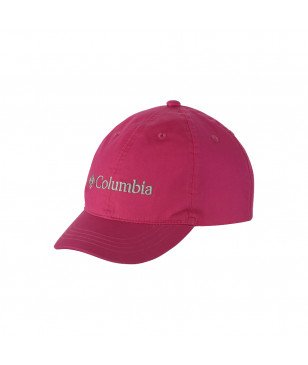 Columbia Casquette Youth Adjustable Ball Cap Rose Enfants