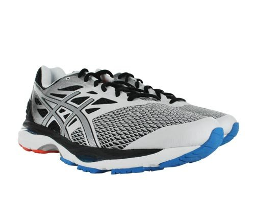 chaussures running asics gel cumulus 18 blanc hommes pas cher cra. Black Bedroom Furniture Sets. Home Design Ideas