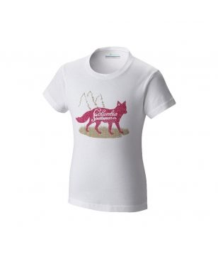 T-shirt Columbia Foxtrotter Graphic Tee Filles