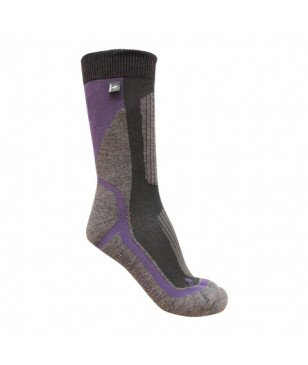 Chaussettes Rohner Back Country Violet