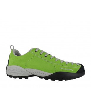 Pas cher Chaussures Loisirs Scarpa Mojito Bright Lime Vert Mixtes