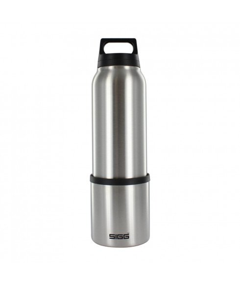 Pas cher Thermos Sigg Hot & Cold Accent 0.75 Gris