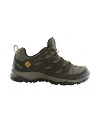 Columbia Wanderschuhe Plains Butte Waterproof Braun Herren