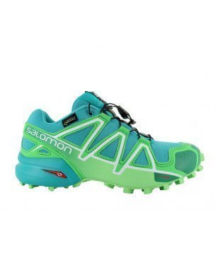 Salomon Trail-Schuhe Speedcross 4 GTX Gr├╝n Damen