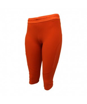 Pantalon 3/4 Dynafit React Dry Orange Femmes