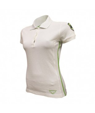 Polo Dynafit Co Blanc Femmes
