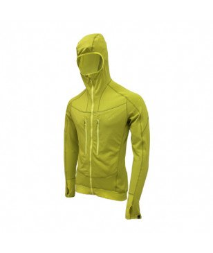 Pull Dynafit Thermal 2 Hoody Jaune Hommes