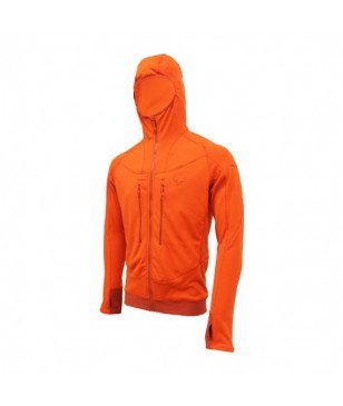 Pull Dynafit Thermal 2 Hoody Orange Hommes