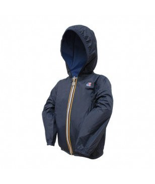 K-Way Regenjacke Lily Jacques Plus Double Jungen