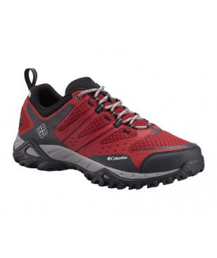 Chaussures Marche Columbia Peakfreak XCRSN XCEL Outdry Rouge Hommes